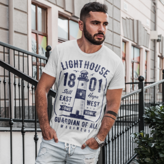 Lighthouse Graphic T-shirt