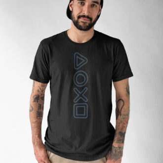 Play Stations Graphic Shirt