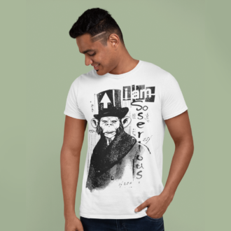 I am Serious Graphic T-shirt